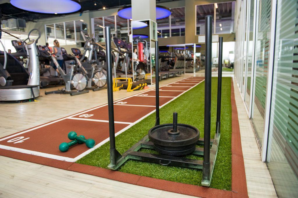 Treinamento Funcional para esportes e alto rendimento.