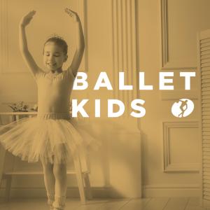 Atividades para crianças: ballet.