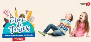 Atividades para crianças: Colônia de Férias Cia Athletica.