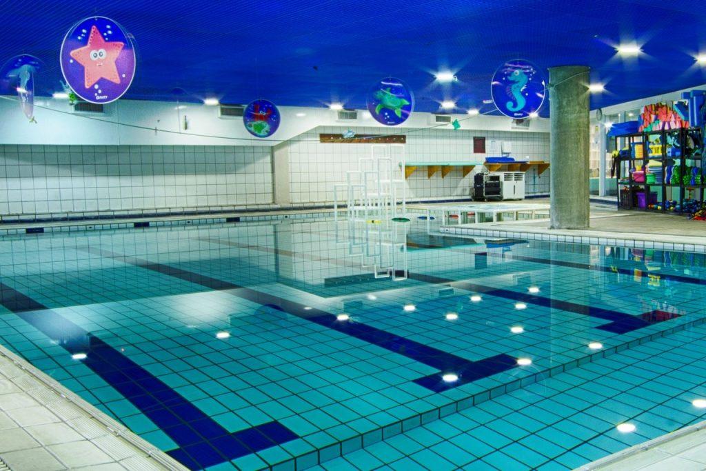 piscina de hidroginástica da cia athetica sjc