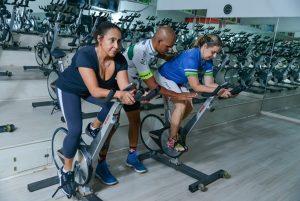 Small Grou Training para iniciação e performance em ciclismo.