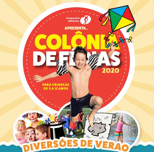 Colônia de Férias em São José dos Campos é na Cia Athletica