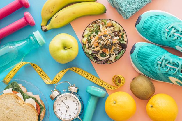 Como perder peso - alimentos