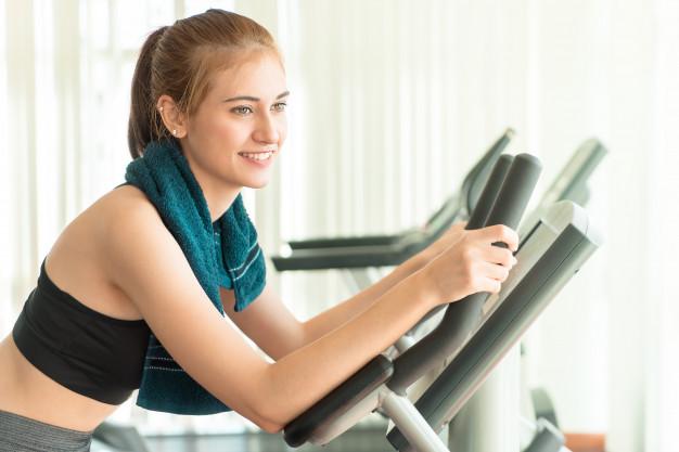 Como perder peso - bicicleta