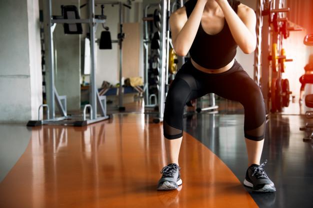 Como perder peso - academia