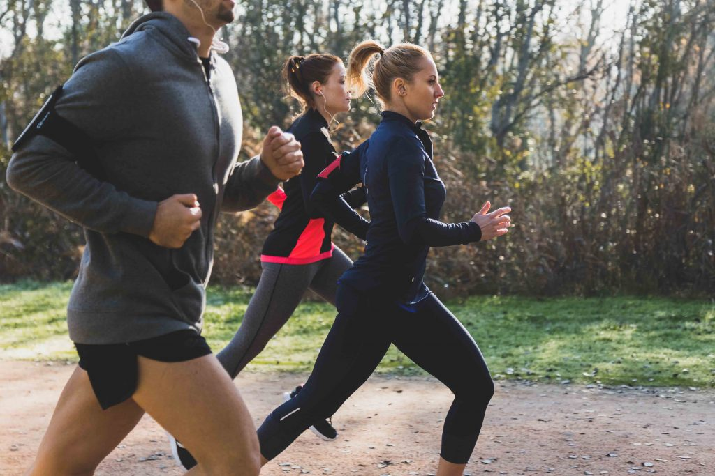 Grupo de corrida por que vale a pena investir na prática