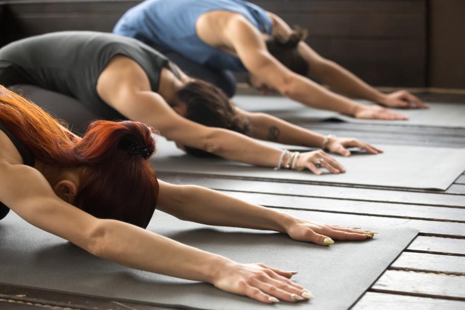 Tecnicas de yoga ajudam no relaxamento e autocuidado